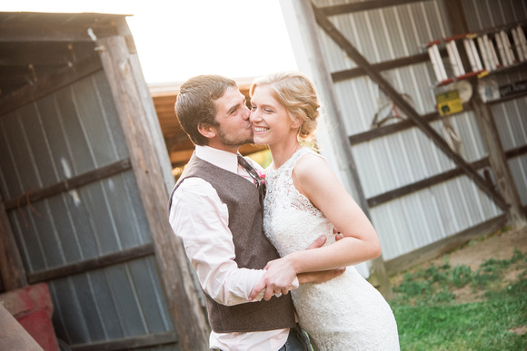 Farm Wedding - Ashley Halas Photography LLC