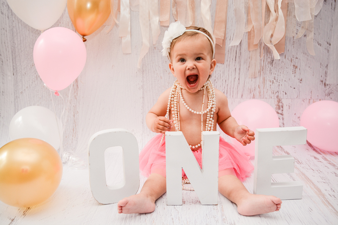 First Birthday & Family Portrait Session - Hamilton New Jersey Photographer - Ashley Halas Photography