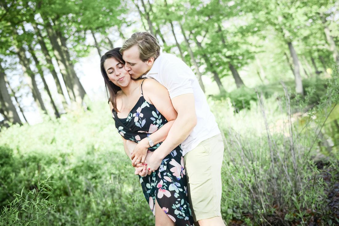 Mercer County Park Marnina Engagement Session   Hamilton, New Jersey Photographer Ashley Halas Photography