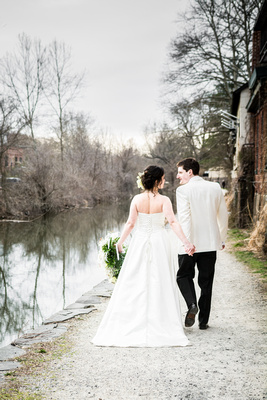 Lambertville New Jersey Wedding | River Town Wedding | Hunterdon County New Jersey | Intimate Wedding | Ashley Halas Photography LLC Hamilton New Jersey Photographer
