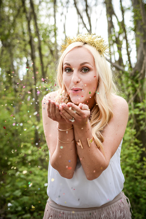 30th Birthday Adult Cake Smash Session Ashley Halas Photography LLC Hamilton NJ