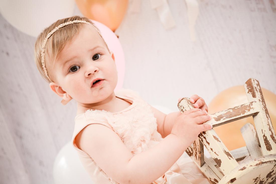 First Birthday & Family Portrait Session - Hamilton New Jersey Photographer - Ashley Halas Photography