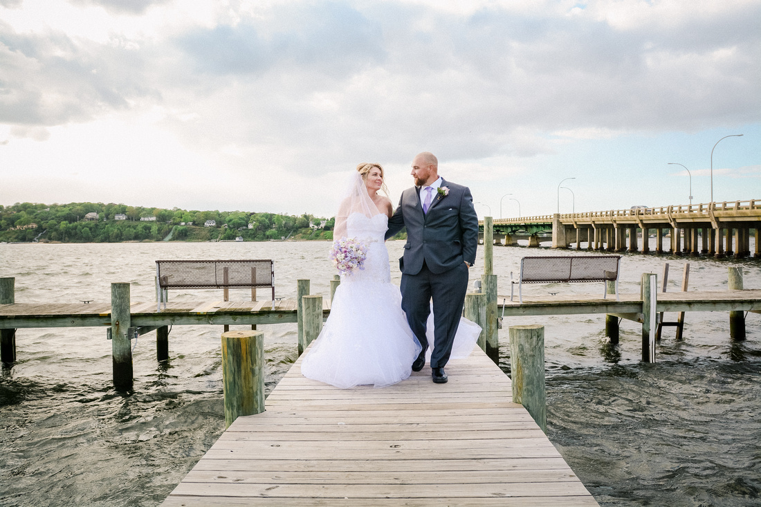 South Jersey Wedding | Rumson Salt Creek Grille | Intimate Wedding Erin & Jim | Hamilton New Jersey Wedding Photographer Ashley Halas Photography LLC